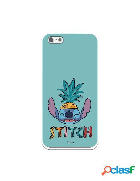Funda para iphone 5s oficial de disney stitch hawaiano - lilo & stitch