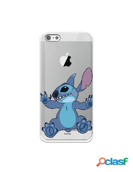 Funda para iphone 5s oficial de disney stitch trepando - lilo & stitch