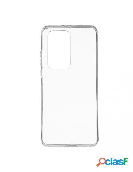 Funda silicona transparente para huawei p40 pro plus