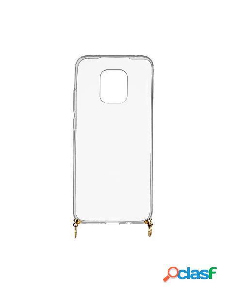 Funda silicona colgante transparente para xiaomi redmi 10x 5g