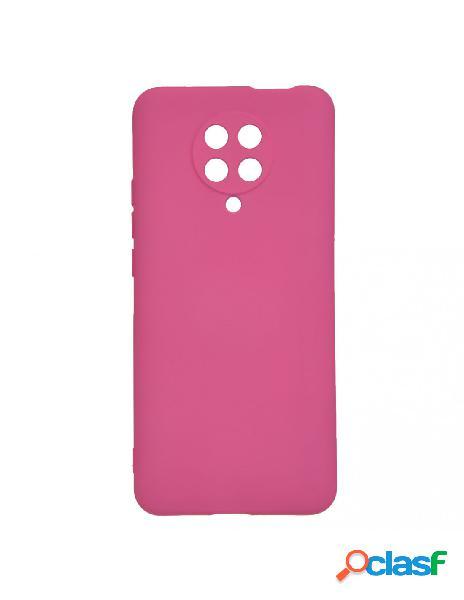 Funda ultra suave rosa para xiaomi redmi k30 pro