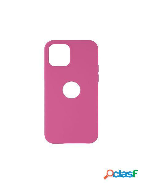 Funda ultra suave logo para iphone 12