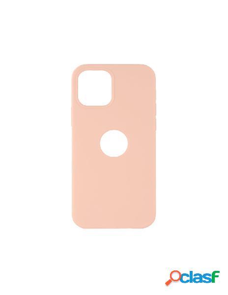 Funda ultra suave logo para iphone 12 pro max