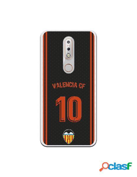 Funda oficial valencia camiseta tercera equipación valencia c.f. para nokia 7.1