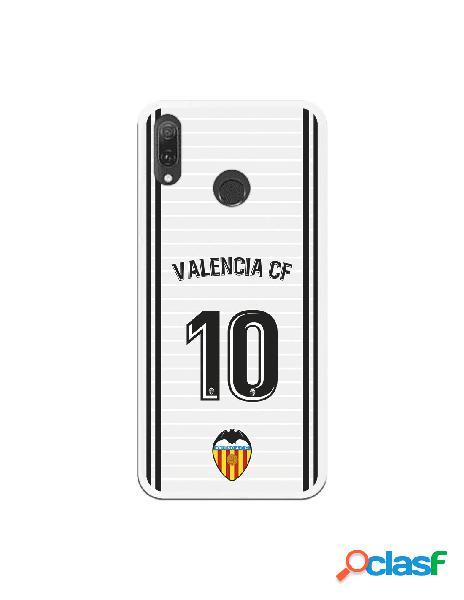 Funda oficial valencia camiseta primera equipación valencia c.f. para huawei y9 2019