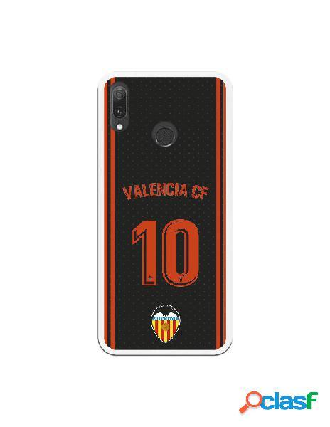 Funda oficial valencia camiseta tercera equipación valencia c.f. para huawei y9 2019