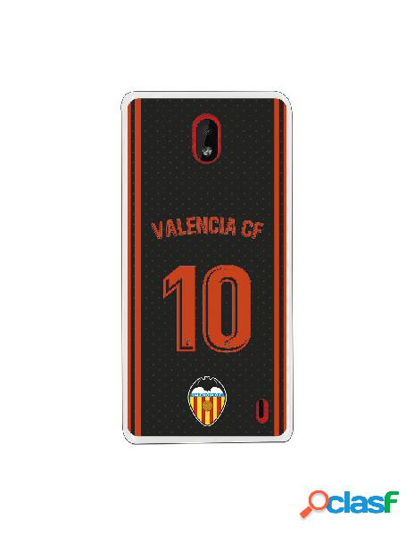 Funda oficial valencia camiseta tercera equipación valencia c.f. para nokia 1 plus