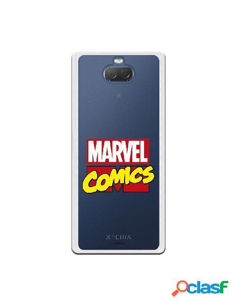 Funda oficial marvel comics para sony xperia 10
