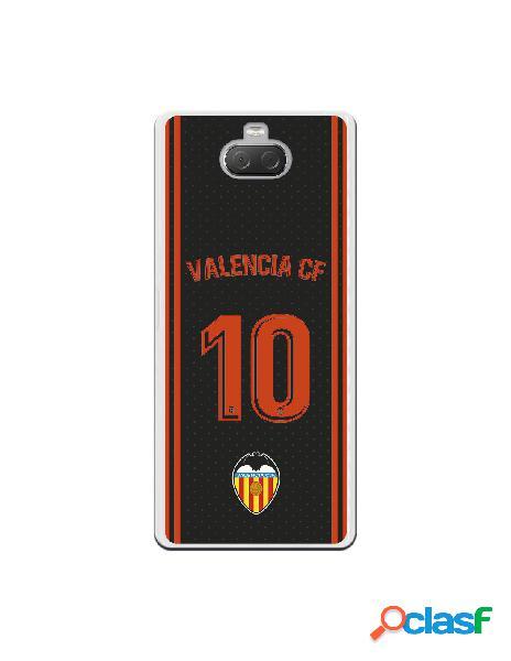 Funda oficial valencia camiseta tercera equipación valencia c.f. para sony xperia 10 plus