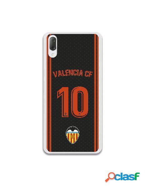 Funda oficial valencia camiseta tercera equipación valencia c.f. para sony xperia l3