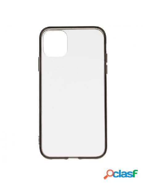 Funda bumper negro para iphone 11
