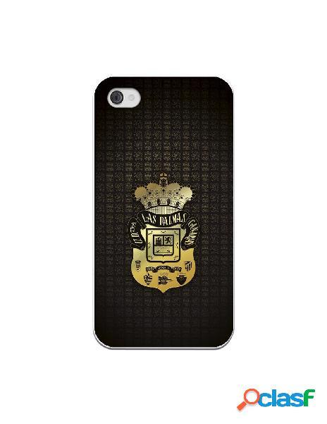 Funda para iphone 4s oficial del las palmas escudo dorado - licencia oficial del las palmas