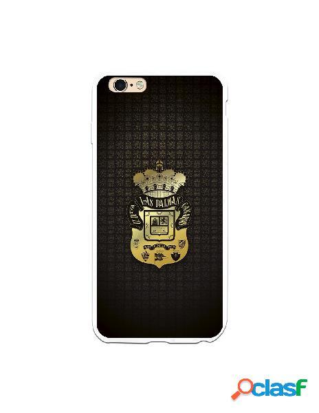 Funda para iphone 6s plus oficial del las palmas escudo dorado - licencia oficial del las palmas