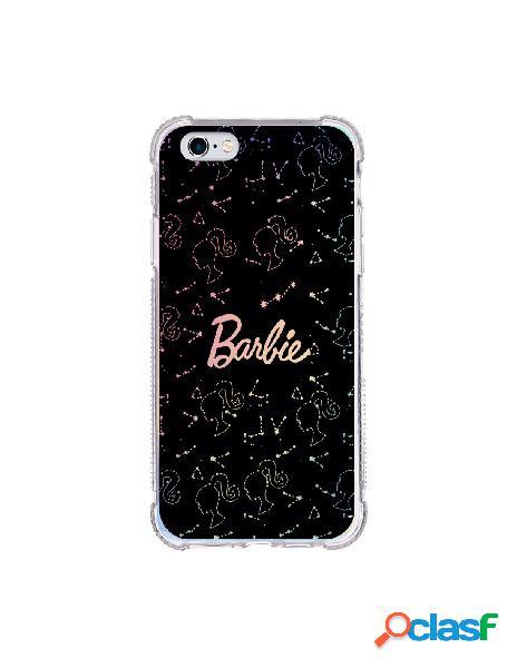 Funda para iphone 6s oficial de mattel barbie constelaciones brillo laser - barbie