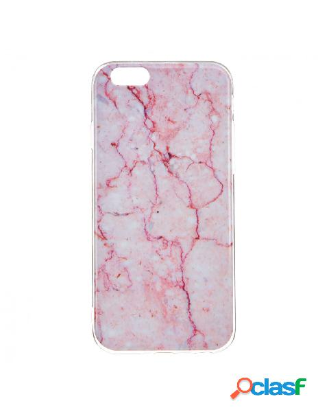 Funda mármol rosa para iphone 6