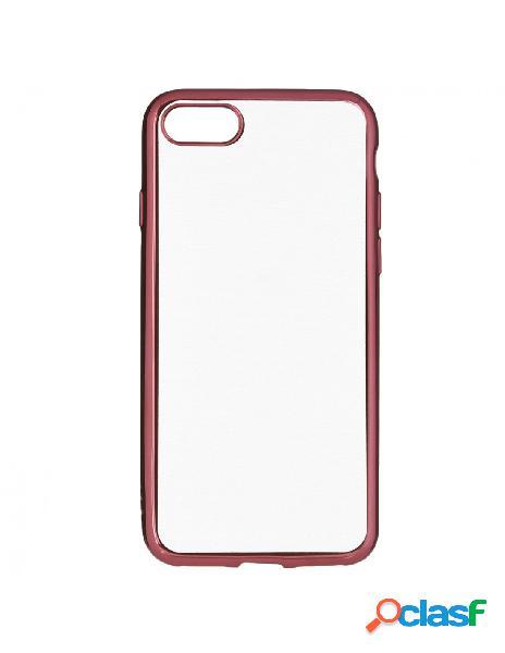 Bumper premium oro rosa iphone se
