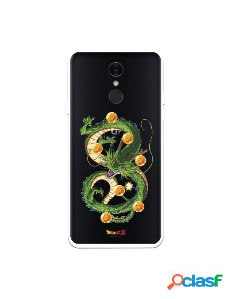 Funda para lg q7 oficial de dragon ball dragón shen lon - dragon ball
