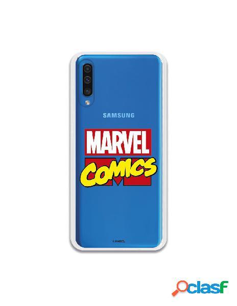 Funda oficial marvel comics para samsung galaxy a50