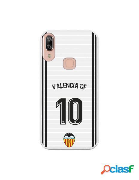 Funda oficial valencia camiseta primera equipación valencia c.f. para vsmart active 1 plus