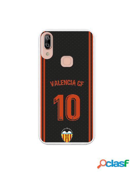 Funda oficial valencia camiseta tercera equipación valencia c.f. para vsmart active 1 plus