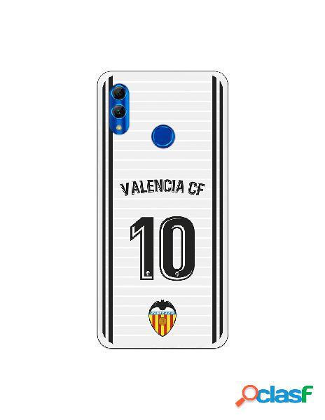 Funda oficial valencia camiseta primera equipación valencia c.f. para huawei p smart 2019