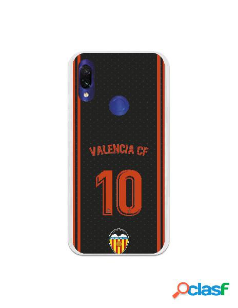 Funda oficial valencia camiseta tercera equipación valencia c.f. para xiaomi redmi 7