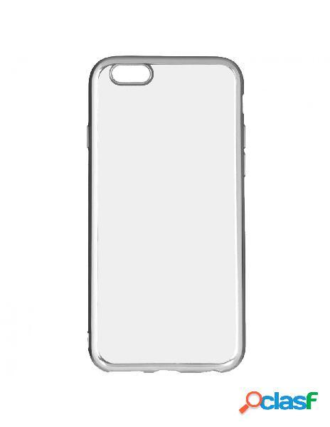 Bumper premium plata iphone 6 plus