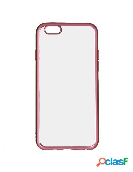 Bumper premium oro rosa iphone 8 plus