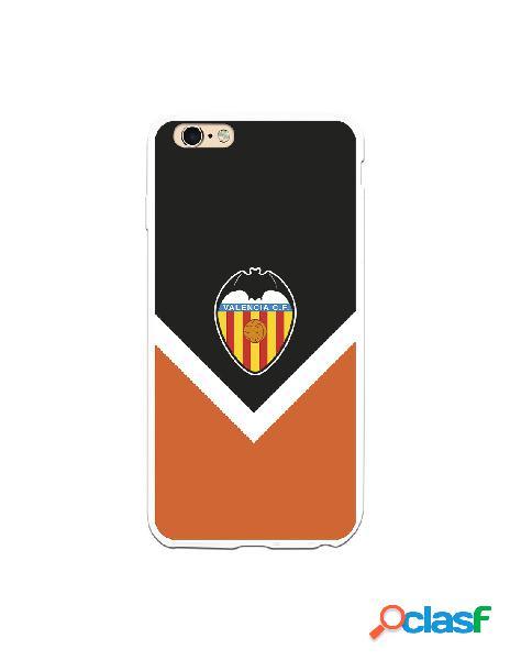 Carcasa para iphone 6s plus oficial del valencia cf escudo clasico - licencia oficial del valencia cf