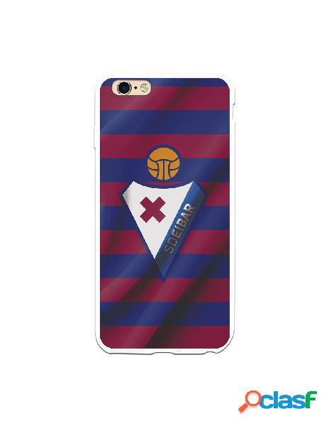 Carcasa para iphone 6s plus oficial del sd eibar escudo franjas azulgranas - licencia oficial del sd eibar
