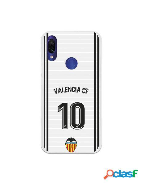 Funda oficial valencia camiseta primera equipación valencia c.f. para xiaomi redmi 7