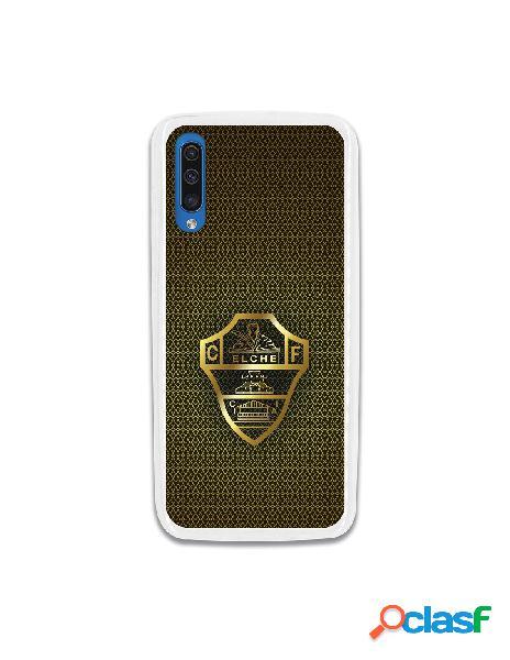 Funda oficial escudo elche cf dorado para samsung galaxy a70