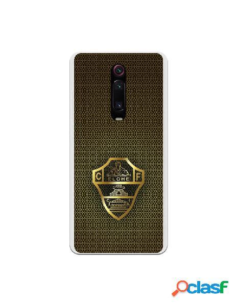 Funda oficial escudo elche cf dorado para xiaomi redmi k20