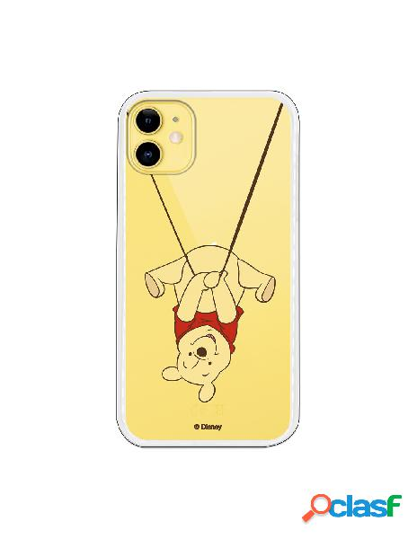Funda para iphone 11 oficial de disney winnie columpio - winnie the pooh