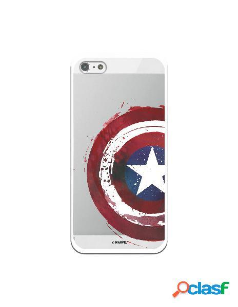 Funda oficial escudo capitan america para iphone 5