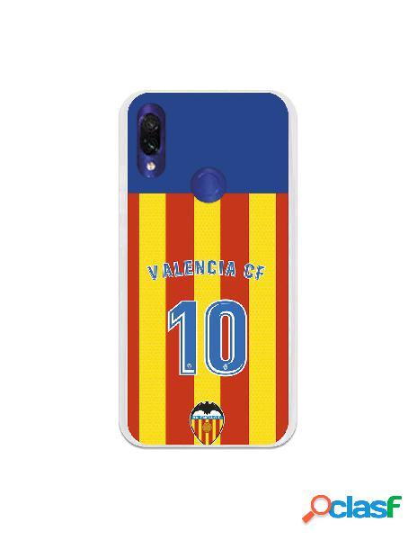 Funda oficial valencia camiseta segunda equipación valencia c.f. para xiaomi redmi 7