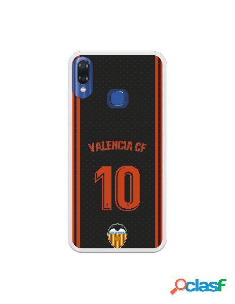 Funda oficial valencia camiseta tercera equipación valencia c.f. para vsmart joy 1 plus