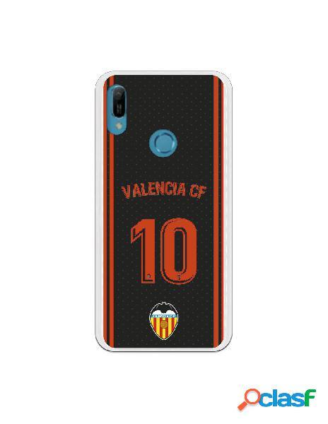 Funda oficial valencia camiseta tercera equipación valencia c.f. para huawei y6 2019