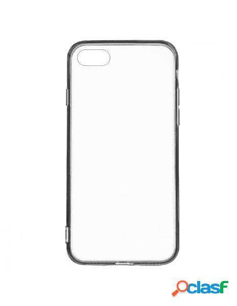 Funda bumper negro para iphone 8