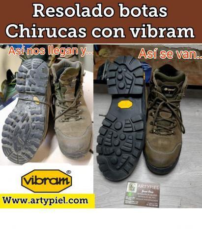 Arreglos de calzado
