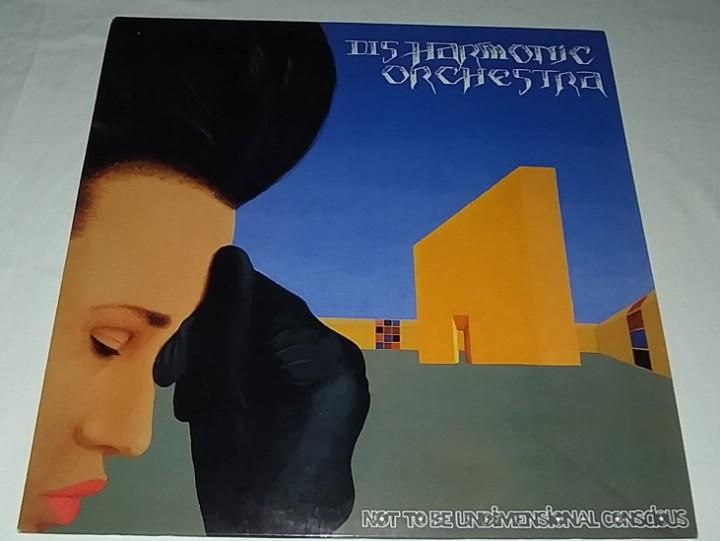 Lp disharmonic orchestra - not to be unidimensional