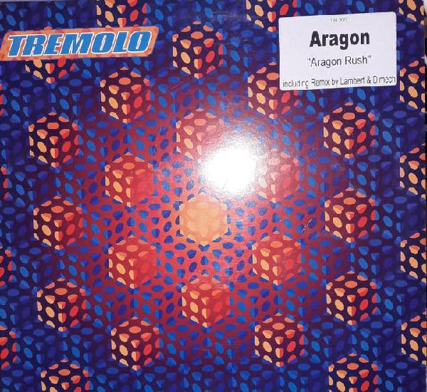 "Maxi single 12"" - aragon ""aragon rush"" (inc. remix by"