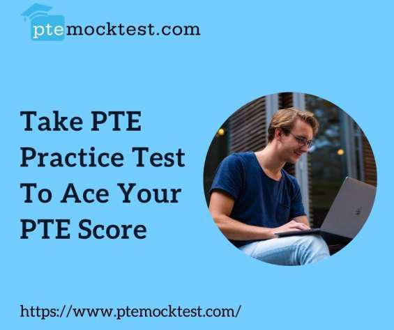 Take pte practice test to ace your pte score en aranjuez