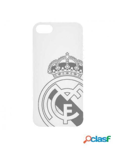 Carcasa oficial real madrid escudo gris para iphone 5s