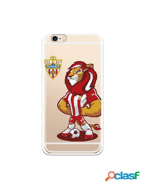 Carcasa para iphone 6s oficial del ud almería rozam con escudo - licencia oficial del ud almería