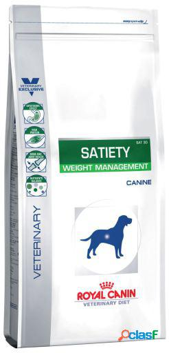 Pienso satiety support canine 12 kg royal canin