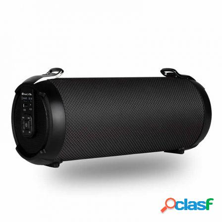 Altavoz con bluetooth ngs roller tempo/ 20w/ 1.0