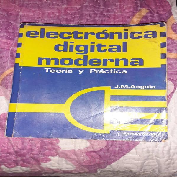Electrónica digital moderna teoría y práctica