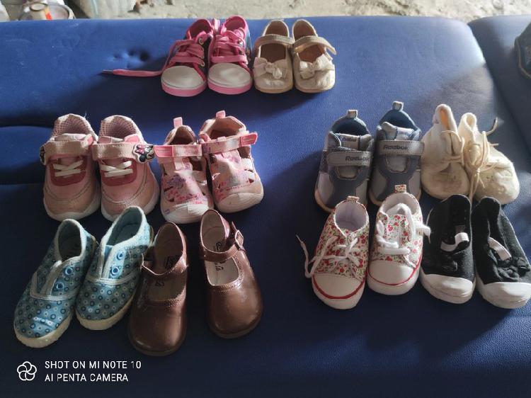 Zapatos niña 5€ el par