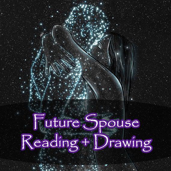 Voy a revelar su futuro cónyuge + lectura incluida -